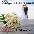 7 things I didn't know before I married featured image