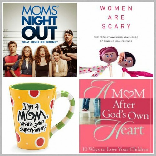 Mothers Day giveaway Moms Night Out DVD Women are Scaryhellip