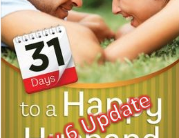31 Day Challenge 6 Day Update