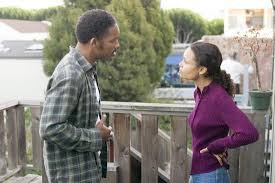 Will and Linda The Pursuit of Happyness
