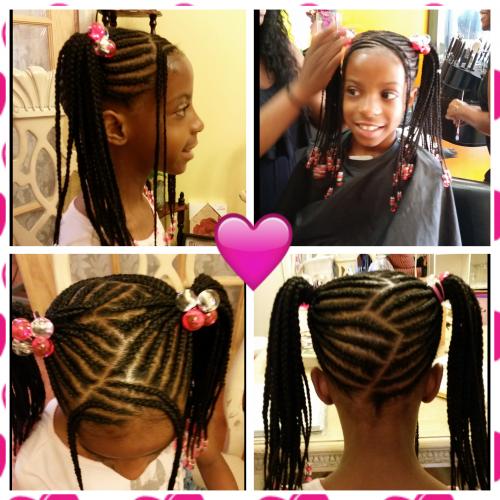 Lexi hair square