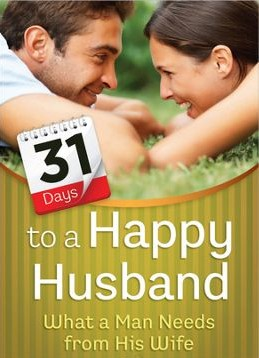 31 Days to a Happy Husband Challenge