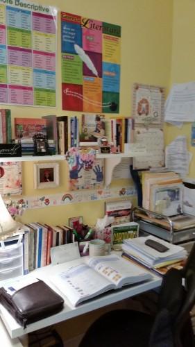 Tiff's Desk