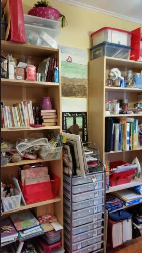 school room book cases