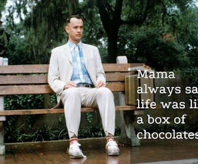 The Seasons of Motherhood are like a Box of Chocolates
