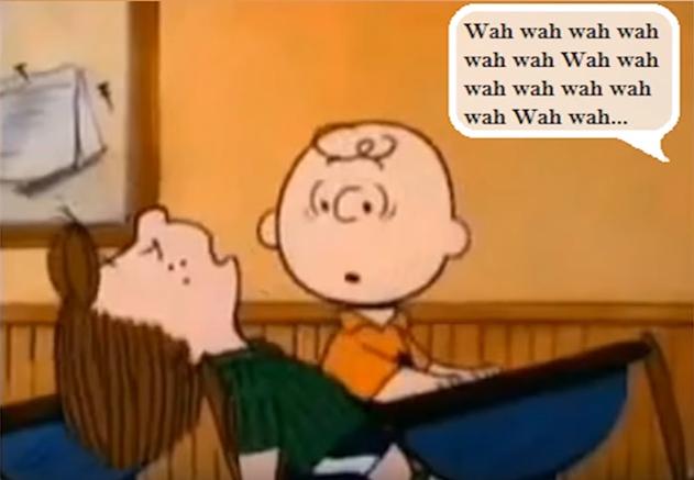 Charlie Brown Wah