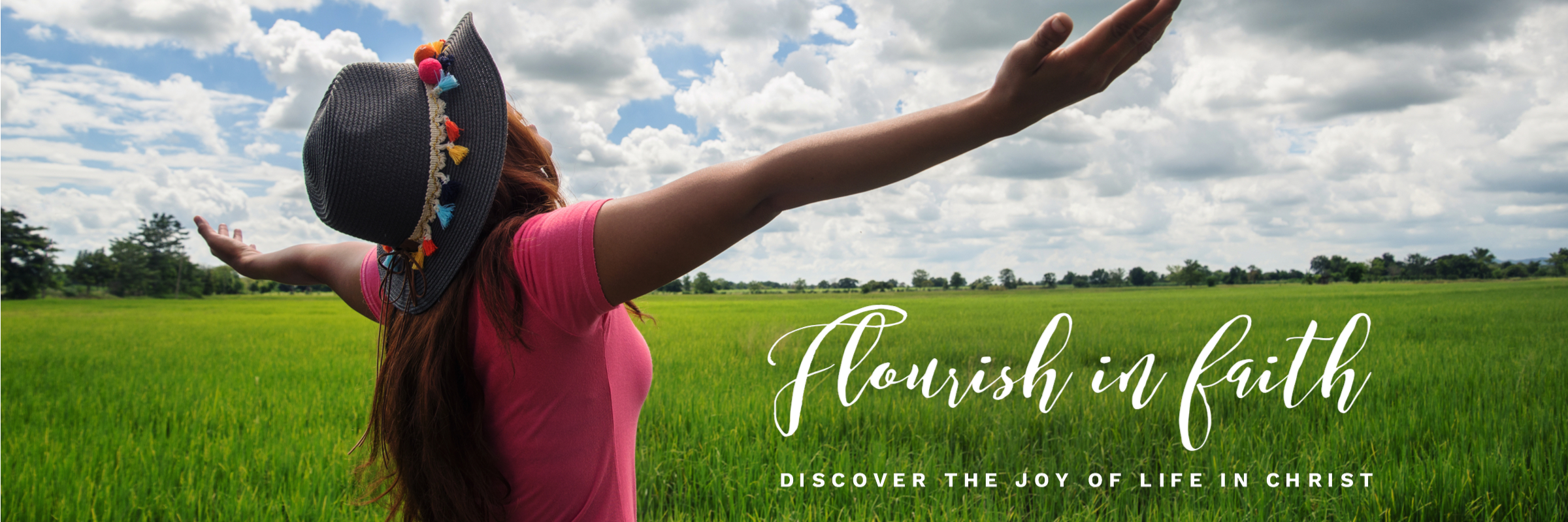 Click here to discover the Joy of Life in Christ