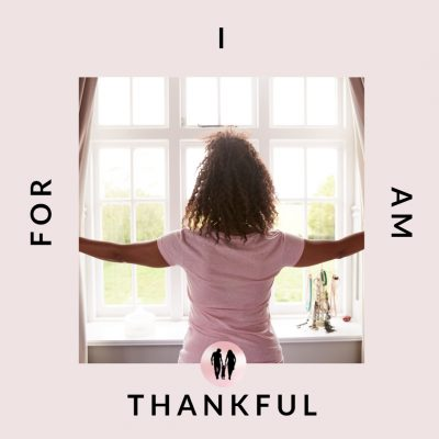 Because of Jesus, My Home is Thankful